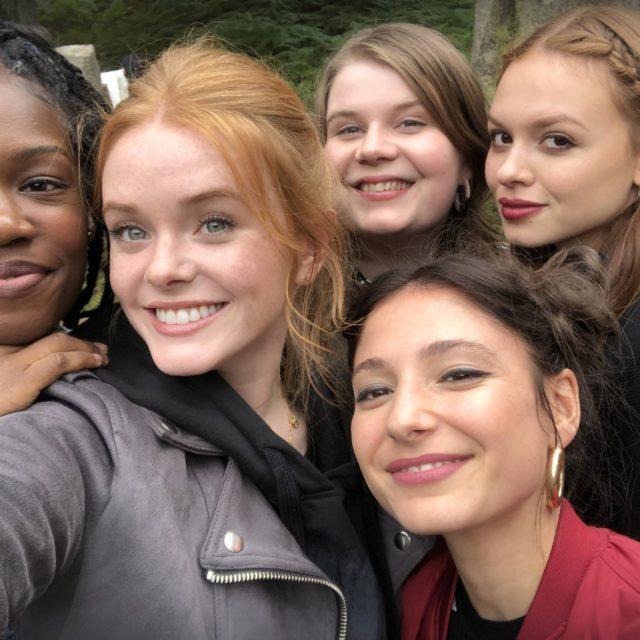 Al via in Irlanda le riprese di Fate: The Winx Saga, la serie young adult di Netflix