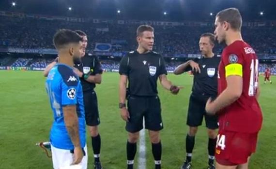 Ascolti Tv 17 settembre tutti i dati: Napoli-Liverpool free 4,5 milioni, La Strada di casa2 3,8. Floris batte Berlinguer. Vespa-Renzi al 20%