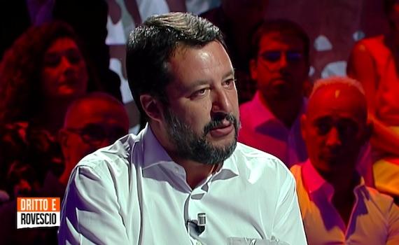 Ascolti tv analisi 12 settembre: Paolo Del Debbio vola con Matteo Salvini