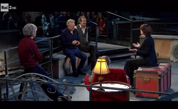 Ascolti tv analisi 10 ottobre: Liotti sfonda il 20%, Le Iene al top con Roma. Del Debbio pop, Formigli chic, Maledetti amici snob