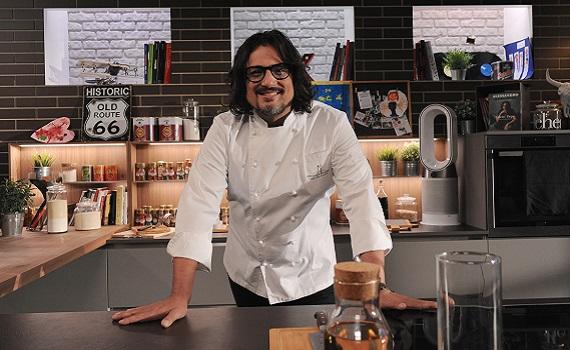 Alessandro Borghese Kitchen Sound, ecco gli speciali Pizza e Dolci su Sky e Now Tv