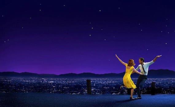 Curve ascolti Tv 6 novembre: il picco di La La Land