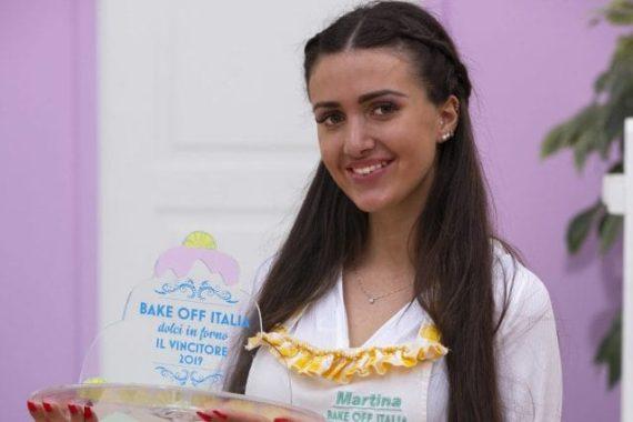 Martina Russo, giovane disoccupata bolognese, vince Bake Off Italia