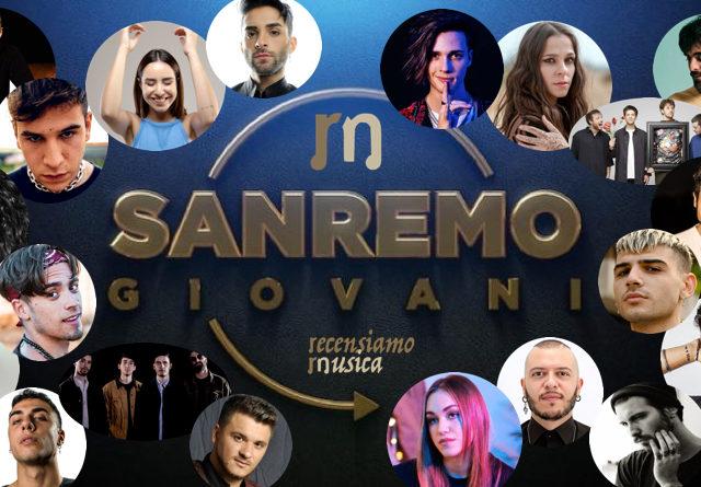 Baudo, Bonolis, Chiambretti, Clerici e Conti per il Sanremo Giovani di Amadeus
