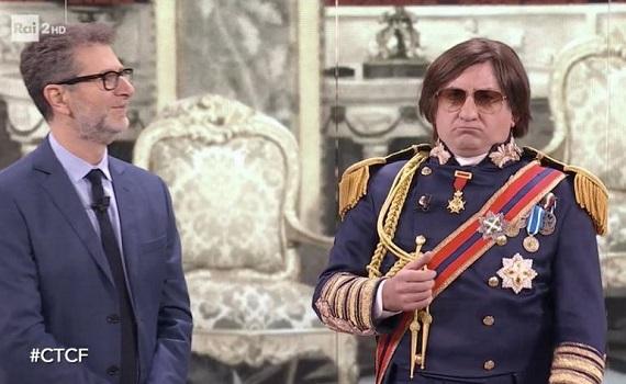 Ascolti tv analisi 17 novembre: Castellitto contro Fazio è un clamoroso autogol. Iene e Giletti meglio del solito