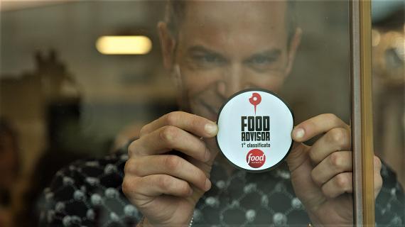 Caccia ai migliori consiglieri di cibo gustoso: Simone Rugiati torna con Food Advisor
