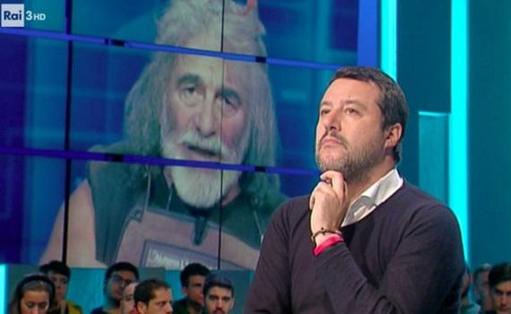 Ascolti tv analisi 26 novembre: Dybala top player Auditel, Salvini traina Rai3