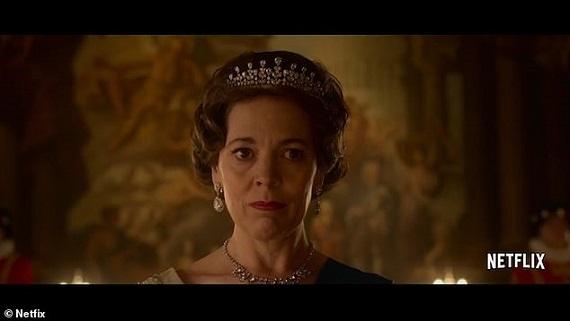 The Crown 3: la trasformazione di Olivia Colman