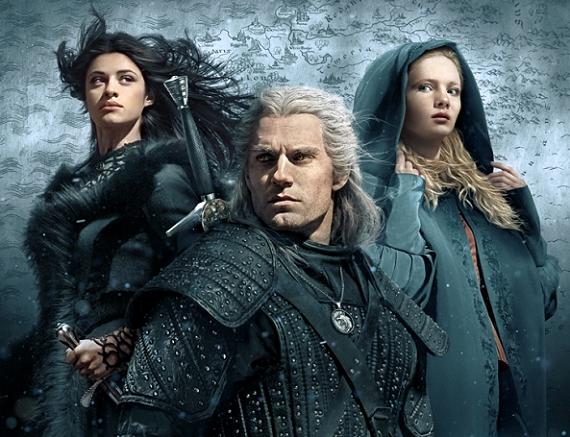 The Witcher su Netflix: la locandina ufficiale