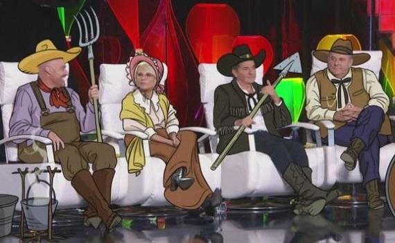 Ascolti Tv 16 novembre: vince Tu si que vales con il 29,5%, Una storia da cantare al 21,1%