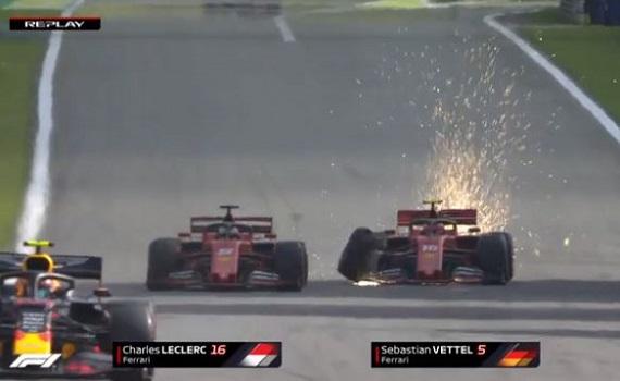 Ascolti tv 17 novembre digital e pay: Verstappen, l'autoscontro Ferrari, Marquez, Tsisipas e Vitale in evidenza