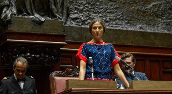 Anna Foglietta: Nilde Iotti ha fatto del sentimento la sua battaglia politica