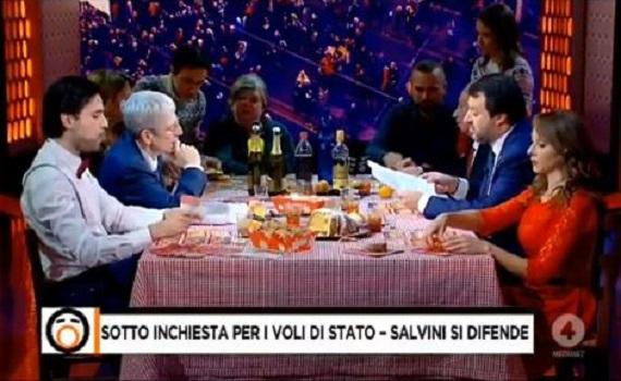 Ascolti tv analisi 17 dicembre: Iene al top con Golia e gli scherzi. Conte batte Salvini e Zingaretti