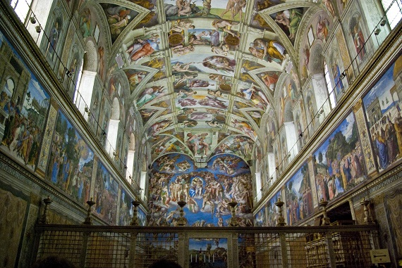 La Grande Bellezza su Canale 5: non quella di Sorrentino, quella spirituale e artistica della Santa Sede