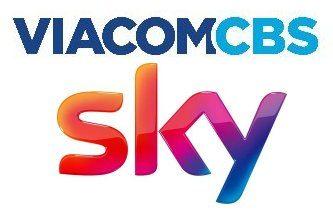 ViacomCBS Networks e Sky firmano un nuovo accordo in Italia: i canali su Sky diventato dodici