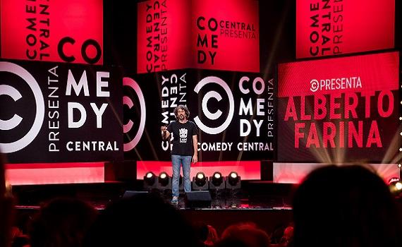Comedy Central Presenta: lunedì 13 tocca a Farina, poi Manera e Gnocchi