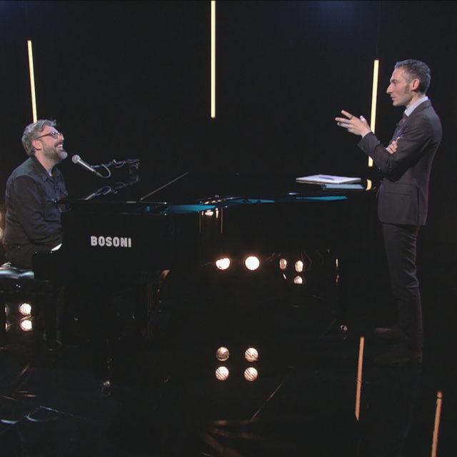 Dario Brunori si racconta stasera a Sky Tg24 in Volevo fare il parcheggiatore