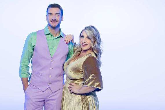 Cake star – Pasticcerie in sfida: Damiano Carrara e Katia Follesa tornano con la battaglia dei dolci