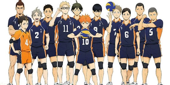 Haikyu! L'asso del volley – To the top: la grande animazione giapponese su Paramount Network