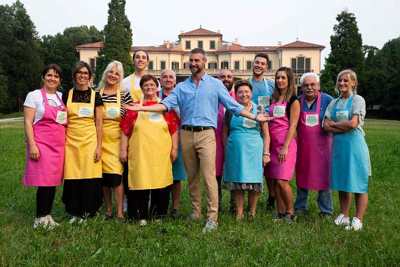 Bake Off Italia – All stars battle: i migliori pasticceri di tutte le stagioni si sfidano con la conduzione di Flavio Montrucchio