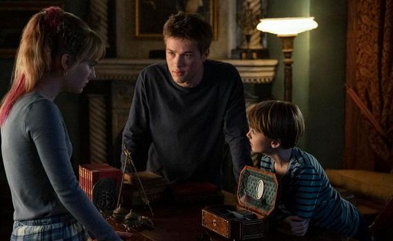 Locke&Key: il dietro le quinte di Netflix