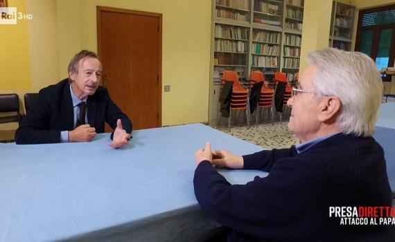 Ascolti tv analisi 13 gennaio: Riondino batte De Sica, Iacona straccia Porro evocando l'Attacco al Papa