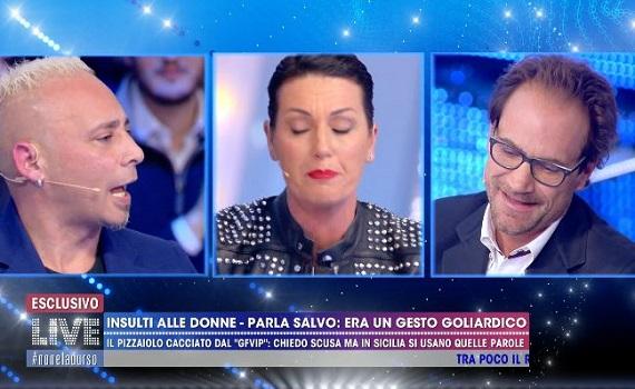 Ascolti tv analisi 19 gennaio, momenti chiave: D'Urso rimonta processando Salvo ed è leader dopo Juve-Parma. Da Giletti Salvini batte Meloni