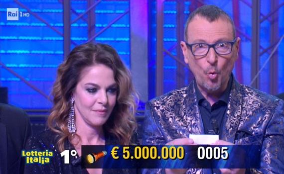 Ascolti Tv 6 gennaio tutti i dati: Soliti Ignoti Speciale 5,4 milioni, Napoli-Inter 2,2, Pinocchio 1,7, Now you see me2 1,5