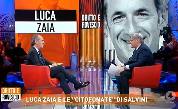 Ascolti tv analisi 30 gennaio: l'antivirus è Don Matteo. Del Debbio tradisce Salvini e stacca Formigli