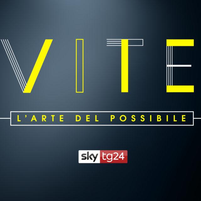 Su Sky Tg24 debutta Vite-L'arte del possibile, dieci interviste a altrettanti italiani di successo