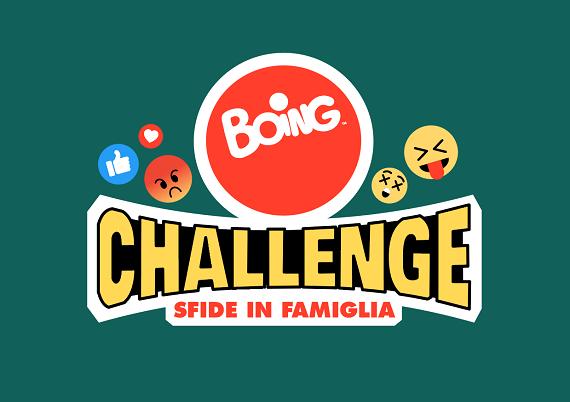 Lo Youtuber Tommaso Cassissa alla guida del nuovo gioco Boing Challenge