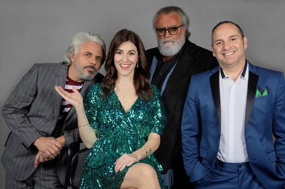 Diana Del Bufalo: Condurre è bello e faticoso, sogno un ruolo d'azione al cinema