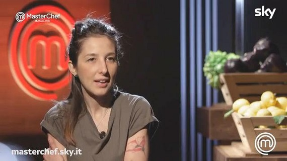 Giulia Busato, Masterchef 9: Chef Locatelli è un mondo di umanità