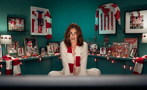 Miriam Leone racconta l'universo di Now Tv in una nuova campagna promozionale