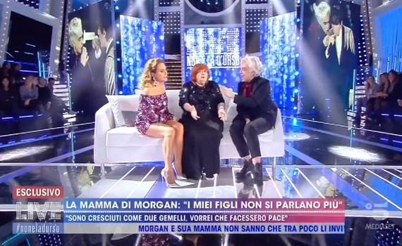 Ascolti tv analisi 16 febbraio: Incontrada convince i tifosi, Lazio-Inter va forte, D'Urso e Fazio giù. On air casa Morgan