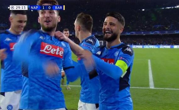 Ascolti 25 febbraio digital e pay: Napoli-Barcellona fa 1,2 milioni su Sky. RaiPremium sorprende