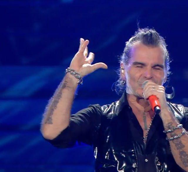 Sanremo: per Sisal Matchpoint risale la candidatura di Piero Pelù