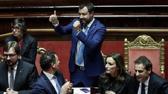 Benvenuti a Salviniland: su History un documentario francese analizza il successo della Lega