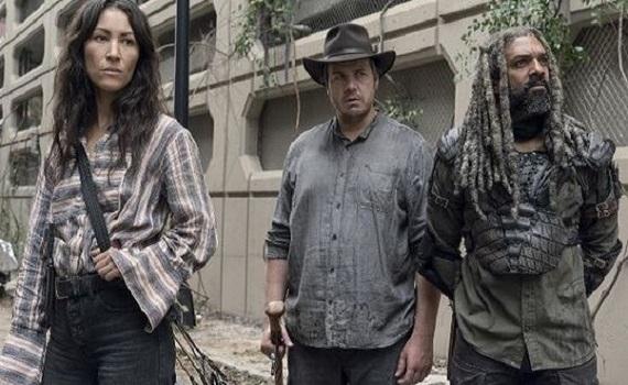 The Walking Dead 10. Poche ore alla partenza su Fox degli episodi freschi