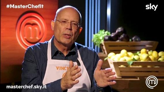 Vincenzo Trimarco, Masterchef 9: Davide come se fosse mio figlio, chef Barbieri incute soggezione