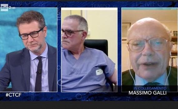 Ascolti tv analisi 15 marzo, effetto Covid: bene Capotondi, crescono D'Urso, Fazio e Giletti