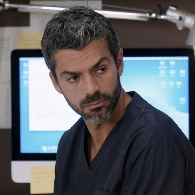 Luca Argentero: Per interpretare il mio dottor Fanti ho fatto training in ospedale. Quella del medico non è una professione, ma una vocazione