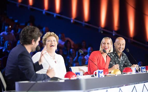 Italia's Got Talent: confermati i giudici tranne Federica Pellegrini, causa Olimpiade