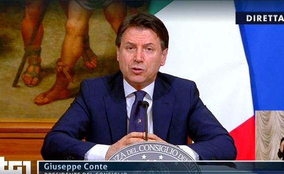 Ascolti tv analisi 26 aprile: Conte supera 23 milioni e 72,63%. Mastronardi si conferma, Ok D'Urso, Giletti raggiunge Fazio
