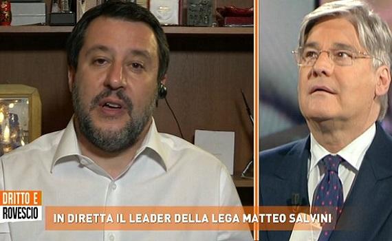 Ascolti tv analisi 16 aprile: Argentero spegne Canale 5. Ecco come Del Debbio (pop e pro fase due) stacca Formigli (radical e prudente sulla ripartenza)