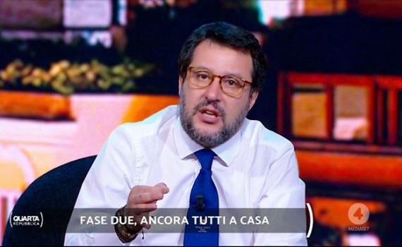 Ascolti tv analisi 27 aprile: il pubblico di Canale5 scappa da Tolkien e Porro lo accoglie con Salvini. In sovrapposizione però vince Ranucci