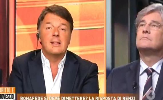 Ascolti tv analisi 7 maggio: Elena Sofia Ricci doppia Canale5. I destini tv degli opposti Mattei: Salvini renzizzato (Vespa) e Renzi salvinizzato (Del Debbio)