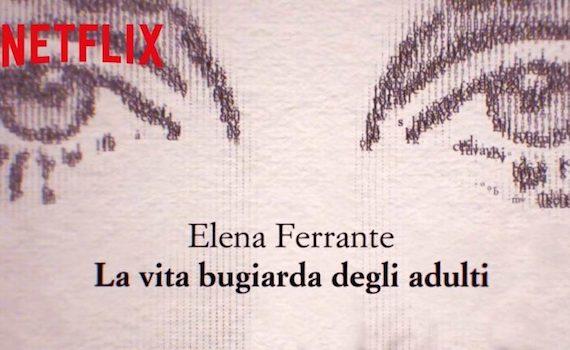 Netflix strappa i diritti dell'ultimo libro di Elena Ferrante