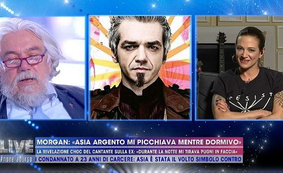 Ascolti tv analisi 14 giugno: tornano i Conti per Rai1. A Live Asia Argento tira più di Salvini, Sgarbi e Mussolini. Giletti? Fa meglio Leosini