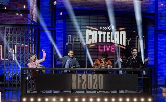 Ascolti Tv 9 giugno digital e pay: SkyTg24 all'1,2% con I Numeri della Pandemia, Cattelan allo 0,5% con la giuria di X Factor. Vola 007 su Tv8